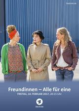 Freundinnen - Alle für eine - Poster