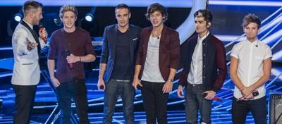 One Direction bei X-Factor