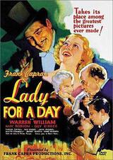 Lady für einen Tag - Poster