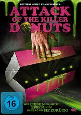Attack of the Killer Donuts - Poster