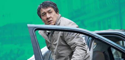 Jackie Chan in The Foreigner
