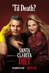 Santa Clarita Diet - Staffel 3 - Poster
