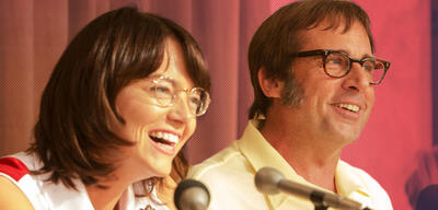 Battle of the Sexes mit Emma Stone und Steve Carell