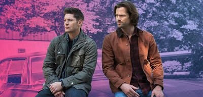 Jensen Ackles und Jared Padalecki in Supernatural