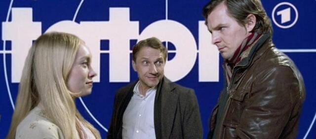 Hier gibt's nix zu grinsen - Tatort: Tote Erde