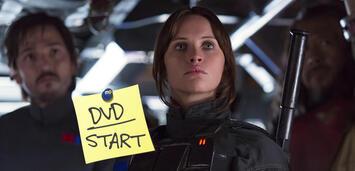 Bild zu:  Rogue One mit Felicity Jonesjetzt auf DVD und Blu-ray
