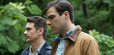 James Franco und Zachary Quinto in I Am Michael