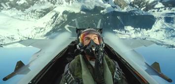 Bild zu:  Tom Cruise in Top Gun 2