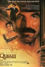 Quigley, der Australier Poster