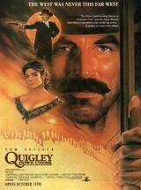 Quigley, der Australier - Poster