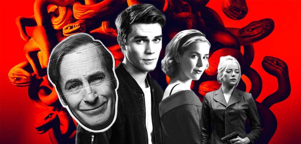 Die besten Serien 2018