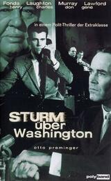 Sturm über Washington - Poster
