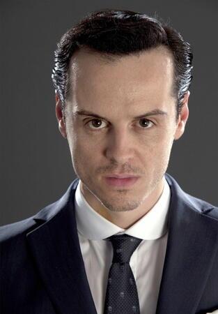 Sherlock: Ein Skandal in Belgravia mit Andrew Scott