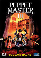 Puppet Master 3 - Toulons Rache - Poster