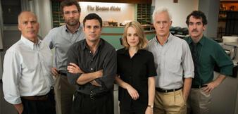 Das investigative Team aus Spotlight