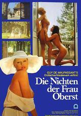 Die Nichten der Frau Oberst - Poster