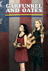 Garfunkel and Oates - Poster