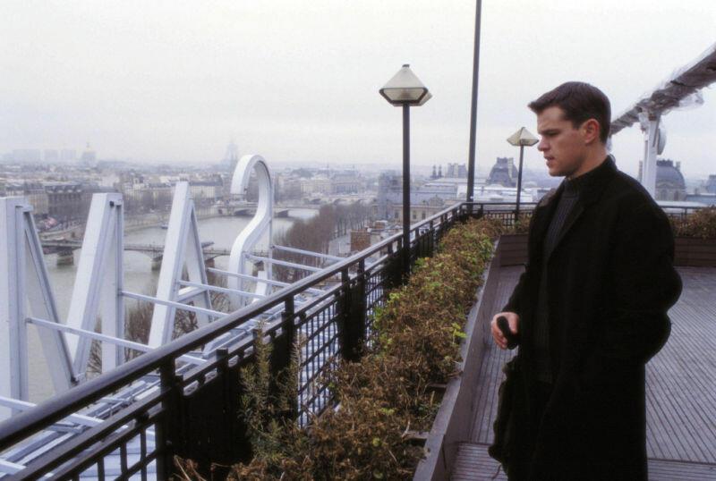 Die Bourne Identität mit Matt Damon