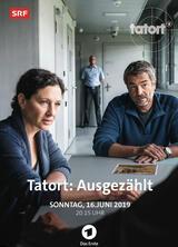 Tatort: Ausgezählt - Poster