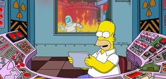 Die Simpsons: Homer Simpson im Atomkraftwerk