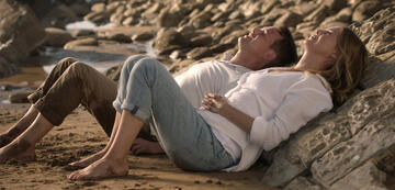 Grey's Anatomy Staffel 17: Meredith und George am Strand
