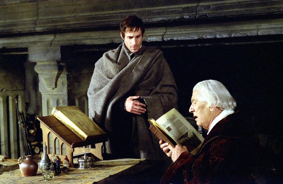 Luther mit Peter Ustinov und Joseph Fiennes