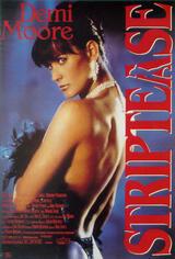Striptease - Poster