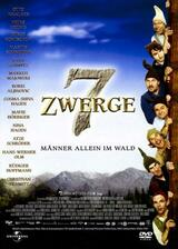 7 Zwerge - Männer allein im Wald - Poster