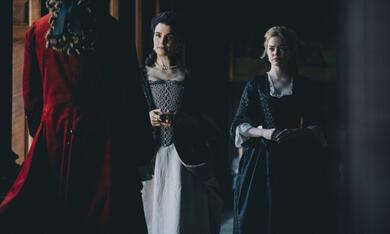 The Favourite mit Emma Stone und Rachel Weisz - Bild 6