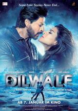 Dilwale - Poster