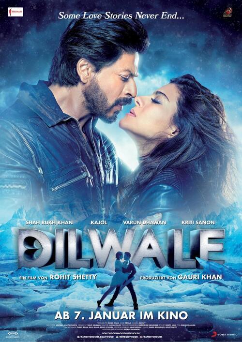 Dilwale Film 2015 Moviepilot De