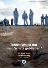 Tatort: Wo ist nur mein Schatz geblieben? - Poster
