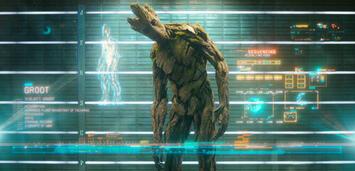 Bild zu:  Groot in Guardians of the Galaxy