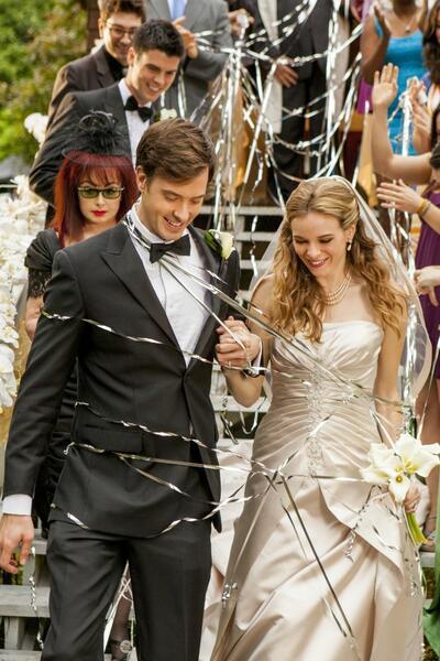 Hochzeit ohne Ehe mit Danielle Panabaker