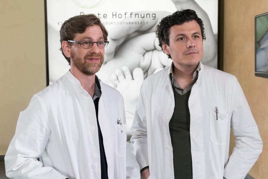 Wilsberg: Minus 196° mit Manuel Rubey und Andreas Nickl