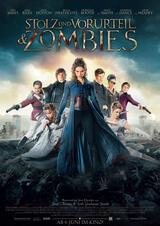 Stolz und Vorurteil & Zombies - Poster
