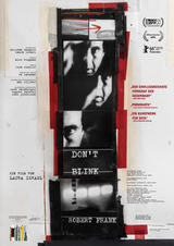 Don't Blink - Robert Frank - Poster