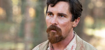 Dumbledore-Alternative: Christian Bale, hier in The Promise