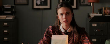 Margaret Qualley in My Salinger Year