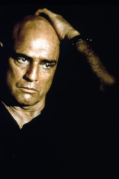 Apocalypse Now mit Marlon Brando