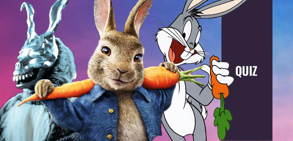 Hasen in Filmen und Serien: Das Quiz