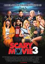 Scary Movie 3 - Poster