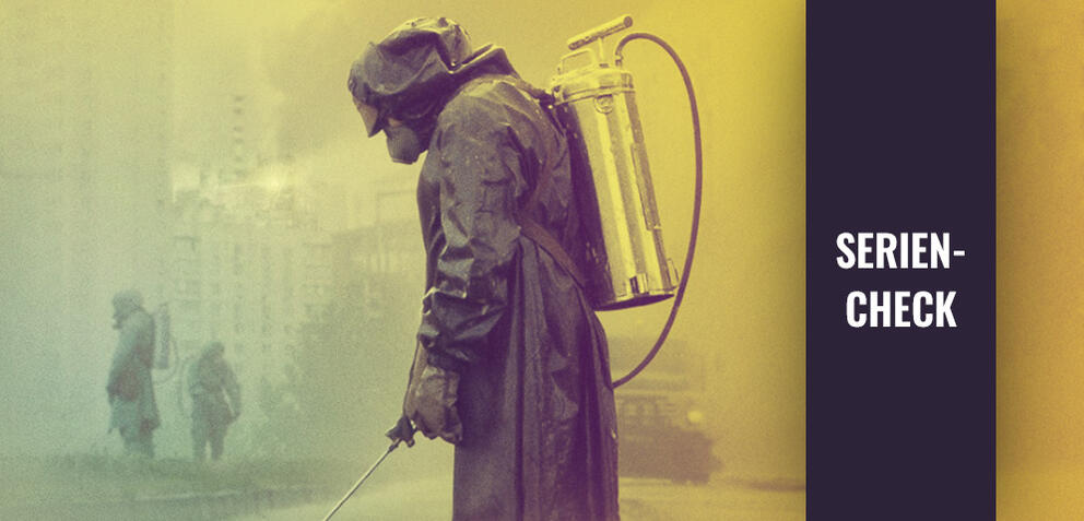 Chernobyl mit Jared Harris