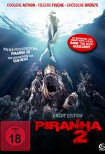 Piranha 3D 2 Poster
