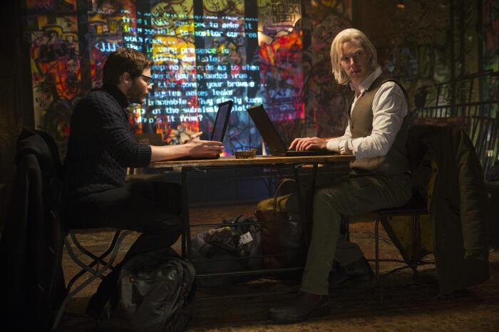 Inside Wikileaks - Die fünfte Gewalt mit Benedict Cumberbatch und Daniel Brühl