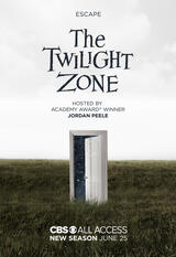 The Twilight Zone - Poster