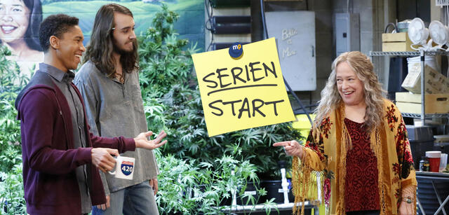 Disjointed Staffel 2