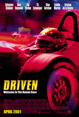 Driven - Poster