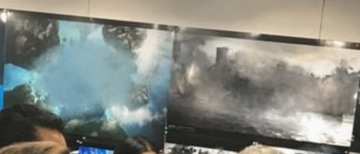 Konzept-Bilder von Avatar 2