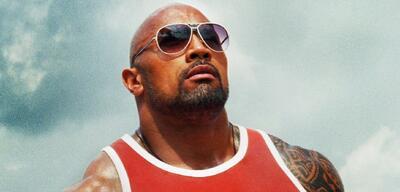 Dwayne Johnson in Pain & Gain